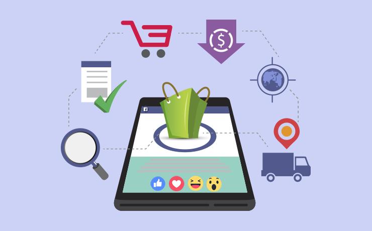 Kết quả hình ảnh cho Các trang mạng xã hội có thể bán hàng online